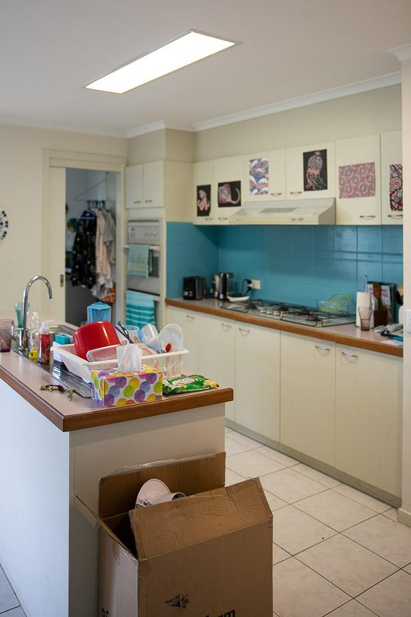 Dated Kitchen