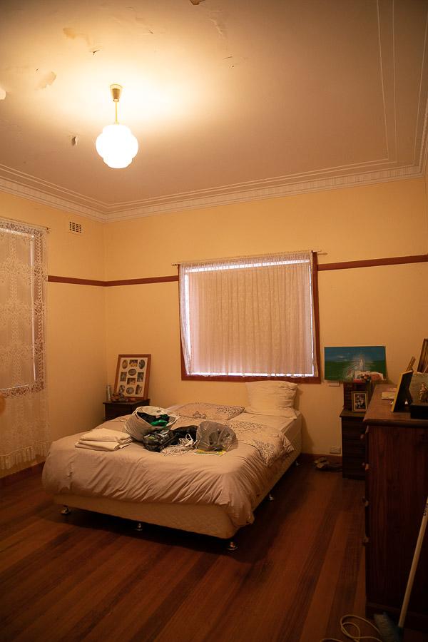 Date master bedroom