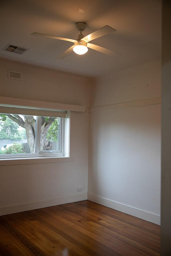 Empty bedroom in Frankston